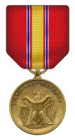 National Defense Medal by JeremiahLambertArt