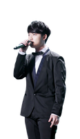 PNG D.O EXO #2 by yeolibaekie-holic
