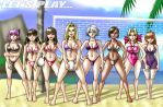 DOA Xtreme Beach Volleyball by CerberusLives