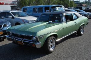 1968 CHEVROLET Nova SS (II) by HardRocker78