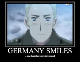 Germany Smiles by BlindDevotion