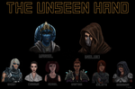 Star Wars Old Republic Guild Commission. by thesadpencil