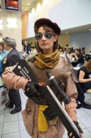 NCR Sniper Fallout New Vegas by Haganegirl