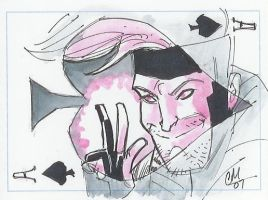 Gambit by ChrisMoreno