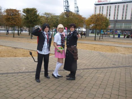 Ao no Exorcist by HelloMoonPhotography
