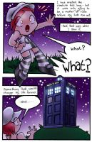 Doctor Who mood piece thing 4 by slycherrychunks