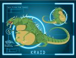 Metroid: KRAID by Samolo