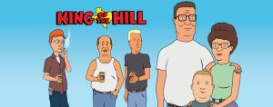 King of the Hill by garrett-btm