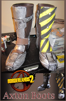 Axton's Boots by sugarpoultry