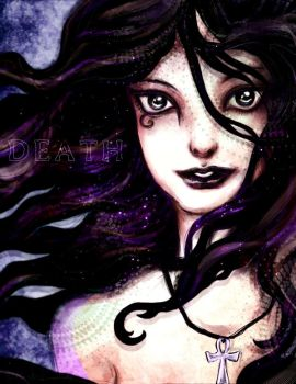 Death is Beautiful by aegia