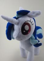 Vinyl Scratch Plushie by Brainbread