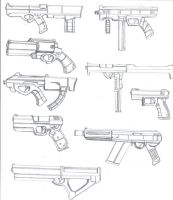 Saga Weapons Pt. 14 by cpi