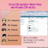 One Direction Barra Acceso Directo by tillweseethesun