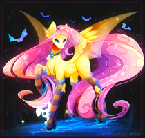 Flutterbat by Koveliana