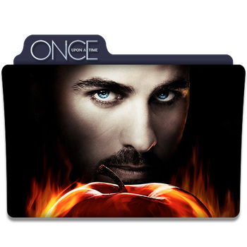 Once Upon A Time : TV Series Folder Icon v6 by DYIDDO