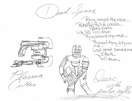 Dead Space by Goodbutbad