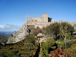 Castle of Marvao by Sonia-Rebelo