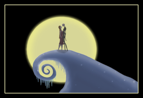 Jack and Sally by QuickStopMe