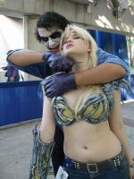 Dani vs. the Joker.. by RandiLeeAnn
