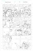 Avengers Academy 11  page 4 by TomRaney