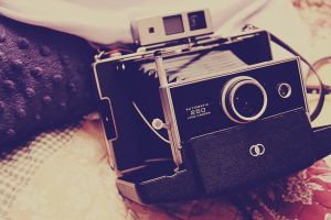 Vintage Polaroid. by ambersome
