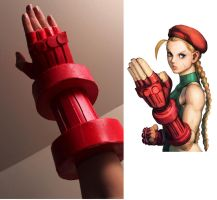 Cammy glove by AlisaKiss