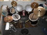 My Drum Set by kandontann