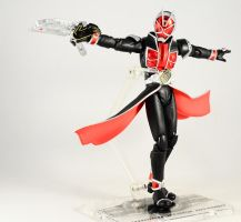 SHF - Wizard Flame Style - Shooting Strike by Tformer