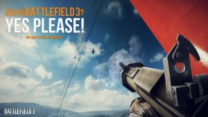 Battlefield 3: AT4 Poster by wirrew