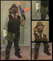 Costume 75 percent done by misterzubair