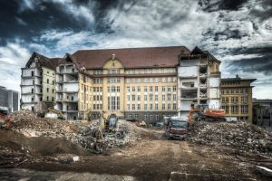 Injuries of a City 3 by wulfman65