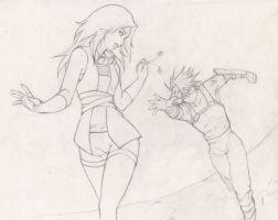 Naruto Shippuden OC Request -100 Percent Fail Rate by layzkimchi