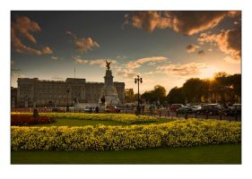 Postcard from London No.4 by djoel