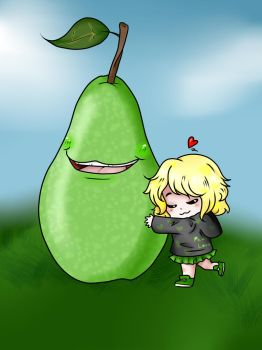 Pear is Love by Trico-yuuya