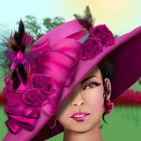 At The Derby by karlajkitty
