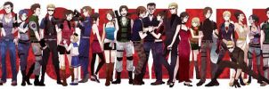 all resident evil by madalalh