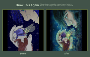 Dream In Your Hand-Draw This Again-Tessie Clune by tessieart333