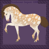 1008 Group Horse Import by Cloudrunner64