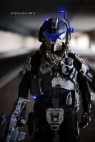 TITANFALL: IMC Pilot by hexlord