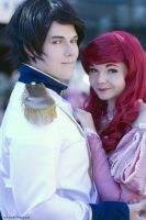 Prince Eric The Little Mermaid by Riku-Cosplay
