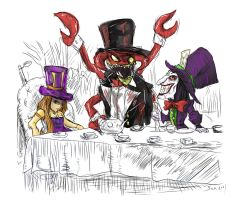 LoL- Mad Hats Tea Party by darksen