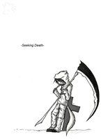 -Seeking Death- YUM LOL by KaiKudo
