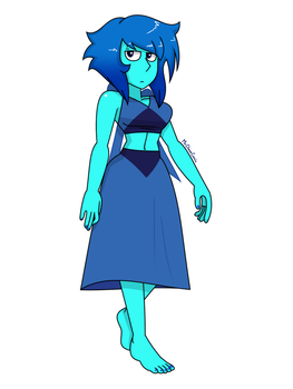 Lapis (Style Test) by MrChaseComix