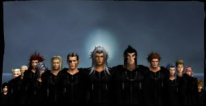 The Organization XIII by calibur222
