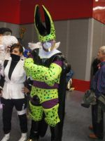 Perfect Cell Romics 2008 by axel91