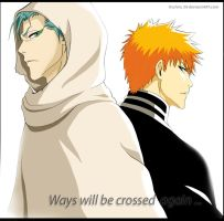 Bleach  Ways will be crossed again ... by Yochiru-29