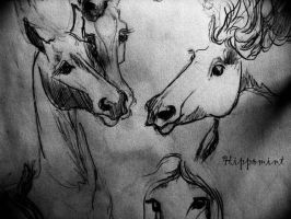Horses... by hippomint