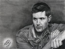 Jensen Ackles by zgirl3210