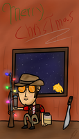 A Very TF2 Christmas by Silver-Charge