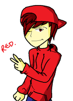 Red by darkacehaha
